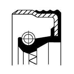 CORTECO Vārpstas blīvgredzens, Piedziņas vārpsta (Eļļas sūknis)