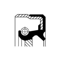 CORTECO Vārpstas blīvgredzens, Automātiskā pārnesumkārba